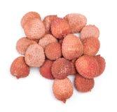 Εξωτικός καρπός lychee στοκ φωτογραφία με δικαίωμα ελεύθερης χρήσης