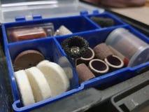 Εργαλείο κατασκευής - άκρες για engraver στοκ φωτογραφία με δικαίωμα ελεύθερης χρήσης