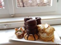 Επιδόρπια και γλυκά στοκ φωτογραφία με δικαίωμα ελεύθερης χρήσης