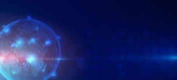 Επιχειρησιακή έννοια της σύνδεσης παγκόσμιων δικτύων στοκ εικόνα με δικαίωμα ελεύθερης χρήσης