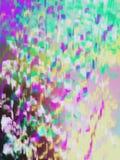 Ζωηρόχρωμο αφηρημένο υπόβαθρο σύστασης διανυσματική απεικόνιση