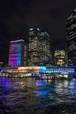 Ζωηρό φεστιβάλ, Σίδνεϊ, Αυστραλία στοκ εικόνες με δικαίωμα ελεύθερης χρήσης
