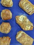 Η γλυκιά επίδειξη αγαθών στα λατίνα τρόφιμα Sabor παρουσιάζει στοκ φωτογραφία με δικαίωμα ελεύθερης χρήσης