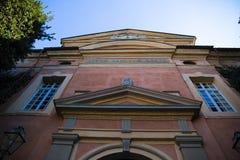 Η είσοδος του κάστρου Rivalta στοκ φωτογραφία με δικαίωμα ελεύθερης χρήσης