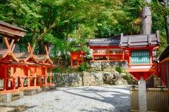 Η λάρνακα Taisha Shinto Kasuga, Νάρα, Ιαπωνία στοκ εικόνα με δικαίωμα ελεύθερης χρήσης