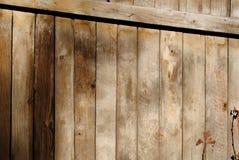 Η σύσταση του παλαιού ξύλινου φράκτη στοκ εικόνες με δικαίωμα ελεύθερης χρήσης