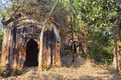 Η παλαιά ιστορία ναών kal τοποθετεί την ινδική ιστορία ula Nawab Siraj Ud στοκ εικόνες με δικαίωμα ελεύθερης χρήσης