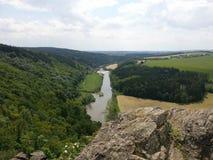Θαυμάσια άποψη ποταμών στοκ φωτογραφία με δικαίωμα ελεύθερης χρήσης
