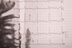Ιατρικές αναφορές στοκ φωτογραφίες