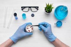 ιατρικό optometrist ματιών διαγραμμάτων ανασκόπησης φαρμακείο φαρμακολογία στοκ εικόνα