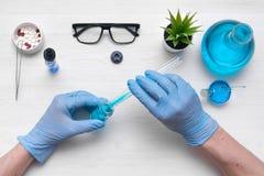 ιατρικό optometrist ματιών διαγραμμάτων ανασκόπησης φαρμακείο φαρμακολογία στοκ φωτογραφία με δικαίωμα ελεύθερης χρήσης