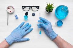 ιατρικό optometrist ματιών διαγραμμάτων ανασκόπησης φαρμακείο φαρμακολογία στοκ φωτογραφία