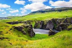 Ισλανδικό tundra στοκ φωτογραφία με δικαίωμα ελεύθερης χρήσης