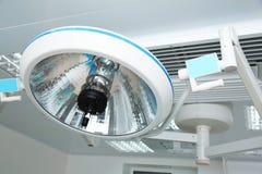 Ισχυρός χειρουργικός λαμπτήρας στοκ φωτογραφίες