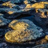 Καρδιά της πέτρινης μορφής σε Chapala DA Diamantina, κράτος Bahia, Βραζιλία στοκ εικόνες με δικαίωμα ελεύθερης χρήσης