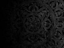 Κινηματογράφηση σε πρώτο πλάνο των διακοσμήσεων arabesque παλαιού ηλικίας που διακοσμούνται στοκ φωτογραφίες με δικαίωμα ελεύθερης χρήσης
