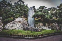 Κορνάρισμα Kong, το Νοέμβριο του 2018 - πάρκο κήπων της Lian γιαγιάδων στοκ εικόνες