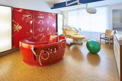 Κρουνός δωματίων παράδοσης μπανιέρων στοκ φωτογραφίες με δικαίωμα ελεύθερης χρήσης