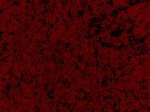 Κόκκινη σύσταση stoney βελούδου ελεύθερη απεικόνιση δικαιώματος