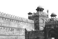 Κόκκινο οχυρό στοκ φωτογραφίες