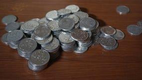 Λίγα χρήματα στοκ εικόνα με δικαίωμα ελεύθερης χρήσης