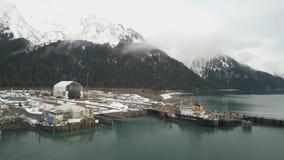 Μεγάλα λιμάνι και ναυπηγείο στην Αλάσκα φιλμ μικρού μήκους