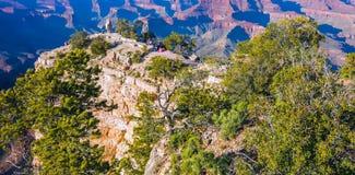Μεγάλο φαράγγι, νότιο πλαίσιο, Αριζόνα, Ηνωμένες Πολιτείες της Αμερικής στοκ εικόνα