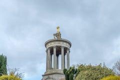Μνημείο εγκαυμάτων του Robert σε Alloway κοντά σε Ayr Σκωτία στοκ εικόνα