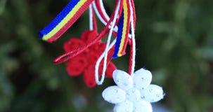 Μολδαβικό και ρουμανικό σύμβολο †«Martisor άνοιξη φιλμ μικρού μήκους