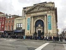 Μουσείο των παραισθήσεων στην πόλη της Νέας Υόρκης στοκ εικόνα με δικαίωμα ελεύθερης χρήσης