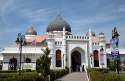 Μουσουλμανικό τέμενος Kling Kapitan, Τζωρτζτάουν, Penang, Μαλαισία στοκ εικόνες με δικαίωμα ελεύθερης χρήσης