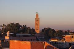 μουσουλμανικό τέμενος τ στοκ εικόνα
