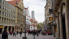 Μόναχο, Βαυαρία, karlsplatz, carls πύλη στοκ φωτογραφία με δικαίωμα ελεύθερης χρήσης