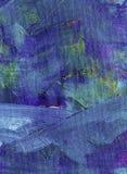 Μπλε αφηρημένο υπόβαθρο τοίχων απεικόνιση αποθεμάτων