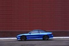 Μπλε ελέγχων της Ford στοκ εικόνες