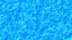 Μπλε ζωντανεψοντα περίληψη υπόβαθρο φιλμ μικρού μήκους