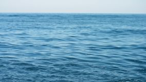 Μπλε ορίζοντας θάλασσας φιλμ μικρού μήκους