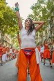 Μπουένος Άιρες, Γ Α Β Α , Αργεντινή - 8 Μαρτίου 2019: γυναίκες διαμαρτυρίας 8M στοκ εικόνες