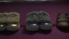 Μπότες στο πάτωμα φιλμ μικρού μήκους