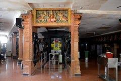 Ναός Sri Ganeshar Kortumalai, Κουάλα Λουμπούρ, Μαλαισία στοκ εικόνα με δικαίωμα ελεύθερης χρήσης