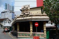 Ναός Sri Ganeshar Kortumalai, Κουάλα Λουμπούρ, Μαλαισία στοκ εικόνες με δικαίωμα ελεύθερης χρήσης