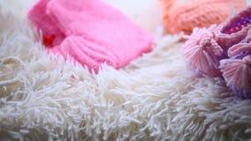 Νεογέννητα ενδύματα μαλλιού μωρών φιλμ μικρού μήκους