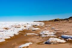 Νησί NP Καναδάς του Edward πριγκήπων παραλιών Cavendish στοκ φωτογραφία με δικαίωμα ελεύθερης χρήσης