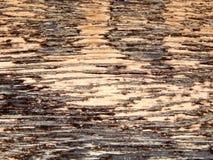 Ξύλινη γήρανση σχεδίου σύστασης χειροποίητη Στοιχείο για τη διακόσμηση των επίπλων και του εσωτερικού στοκ φωτογραφία με δικαίωμα ελεύθερης χρήσης