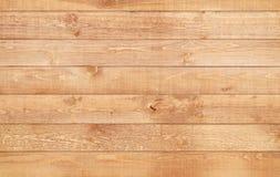 Ξύλινο καφετί υπόβαθρο σύστασης Φυσικές ξύλινες σανίδες στοκ εικόνα