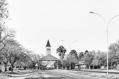 Ολλανδική ανασχηματισμένη εκκλησία στη Βιρτζίνια στο ελεύθερο κράτος μονοχρωματικός στοκ εικόνες με δικαίωμα ελεύθερης χρήσης