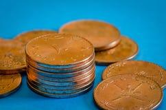 Ομάν 10 νομίσματα Baiza στοκ φωτογραφίες με δικαίωμα ελεύθερης χρήσης