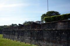 Οχυρό Cornwallis, Τζωρτζτάουν, Penang, Μαλαισία στοκ φωτογραφίες με δικαίωμα ελεύθερης χρήσης