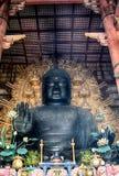 Ο μεγάλος Βούδας, Νάρα, Ιαπωνία στοκ εικόνα με δικαίωμα ελεύθερης χρήσης