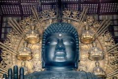 Ο μεγάλος Βούδας, Νάρα, Ιαπωνία στοκ εικόνες με δικαίωμα ελεύθερης χρήσης